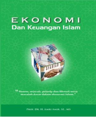 kulit buku ekonomi islam